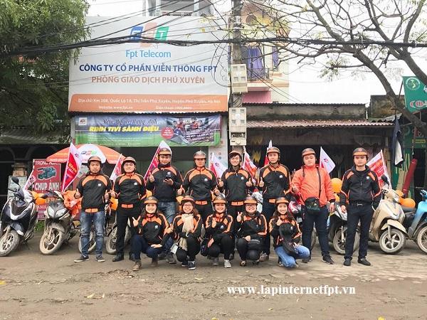 Chi nhánh FPT Huyện Phú Xuyên