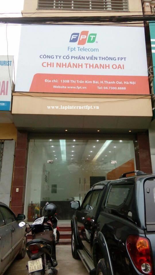 Văn phòng giao dịch Fpt huyện Thanh Oai