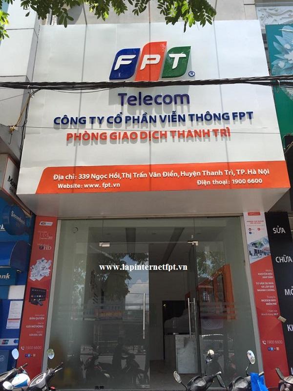 Văn Phòng Giao Dịch FPT Thanh Trì