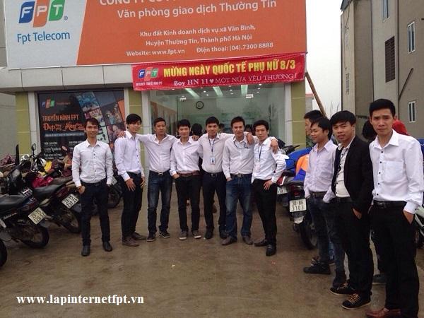 Chi nhánh fpt huyện Thường Tín