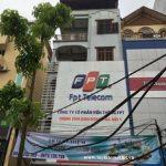 Văn Phòng Giao Dịch FPT Cầu Giấy Tại 481 Hoàng Quốc Việt
