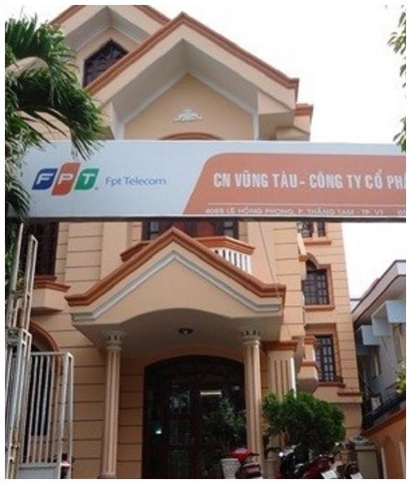 Chi nhánh FPT Vũng Tàu