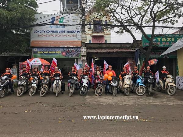 Công Ty FPT Huyện Phú Xuyên