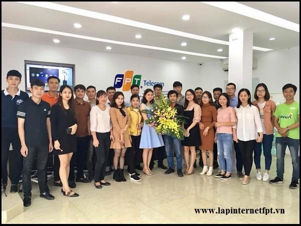 Công Ty FPT Huyện Thanh Trì
