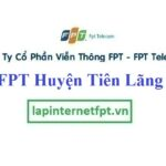 Lắp Đặt Mạng FPT Huyện Tiên Lãng