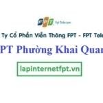 Lắp Đặt Mạng FPT Phường Khai Quang Tại Vĩnh Yên
