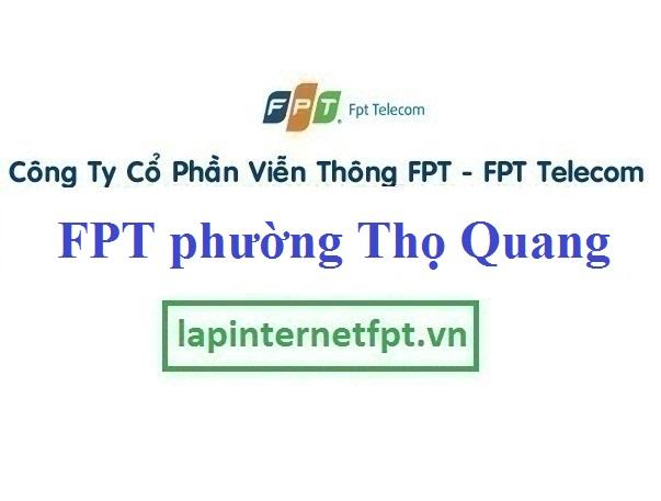 Lắp Đặt Mạng FPT phường Thọ Quang quận Sơn Trà Đà Nẵng