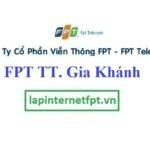Lắp Đặt Mạng FPT thị trấn Gia Khánh Tại Bình Xuyên
