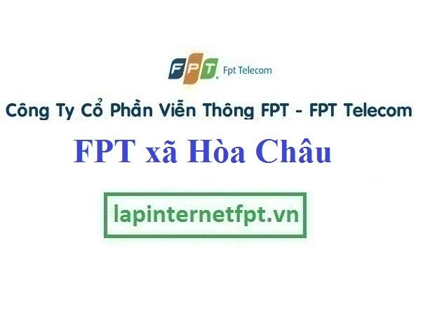 Lắp Đặt Mạng FPT xã Hòa Châu Tại Hòa Vang Đà Nẵng