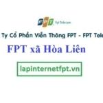 Lắp Đặt Mạng FPT xã Hòa Liên Tại Hòa Vang Đà Nẵng