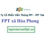 Lắp Đặt Mạng FPT xã Hòa Phong Tại Hòa Vang Đà Nẵng