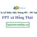 Lắp Đặt Mạng FPT Xã Hồng Thái tại An Dương Hải Phòng
