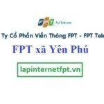 Lắp Đặt Mạng FPT xã Yên Phú tại Yên Mỹ Hưng Yên