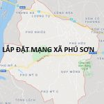 Lắp Đặt Mạng FPT Xã Phú Sơn giá rẻ chất lượng cao