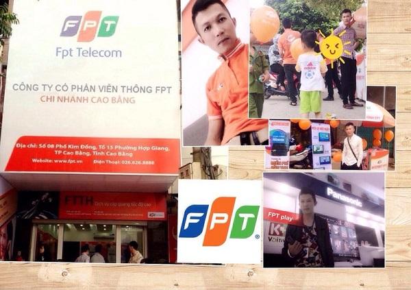 Chi nhánh phòng giao dịch FPT Cao Bằng