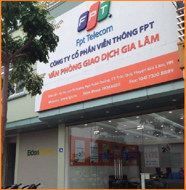Văn Phòng FPT Huyện Gia Lâm