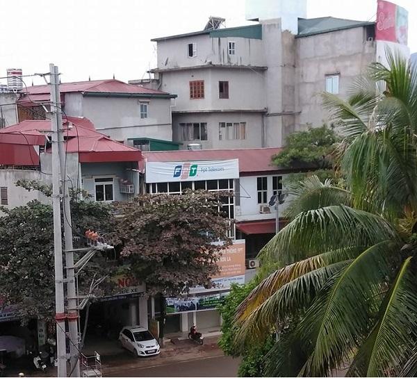 Địa điểm chi nhánh phòng giao dịch FPT Sơn La cho khách hàng