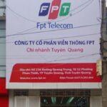 Văn Phòng Giao Dịch FPT Tuyên Quang Tại 236 Quang Trung