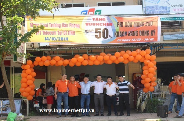 Văn Phòng FPT Huyện Di Linh
