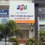 Văn Phòng Giao Dịch FPT Thị Xã Giá Rai Tại 250 Quốc Lộ 1A