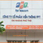 Văn Phòng Giao Dịch FPT Huyện Lâm Thao TạiSố 156 Khu 11 Hùng Sơn