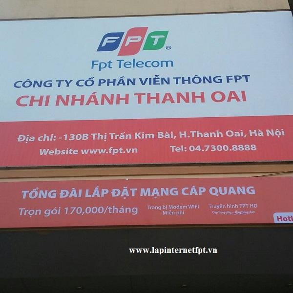 Chi nhánh FPT Thanh Oai