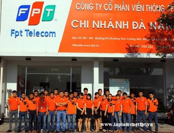 Văn Phòng FPT Quận Hải Châu