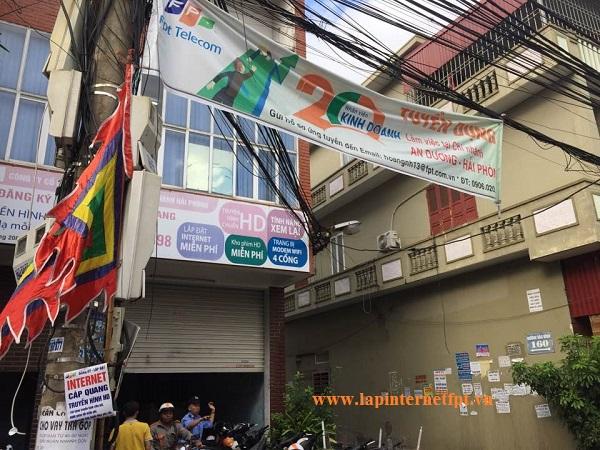Văn Phòng FPT Quận Kiến An