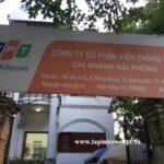 Văn Phòng Giao Dịch FPT Quận Ngô Quyền Tại 186 Văn Cao