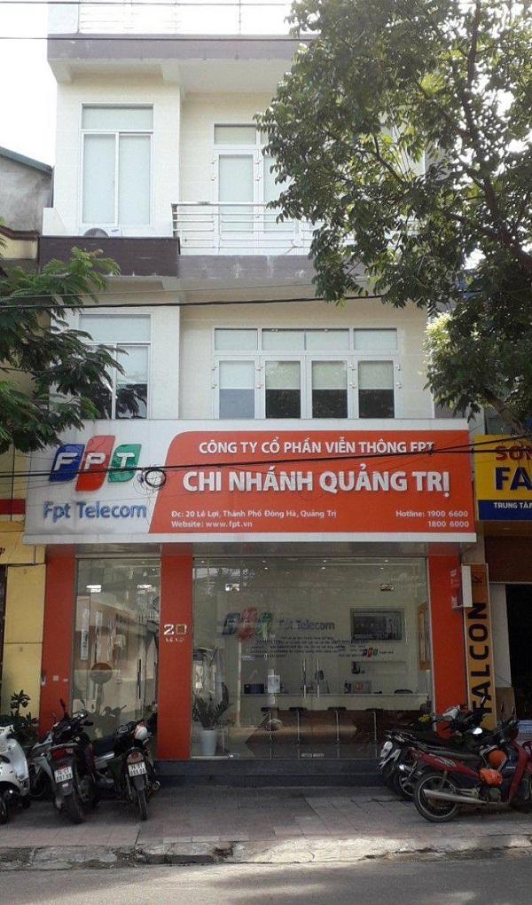 Chi nhánh Fpt Quảng Trị