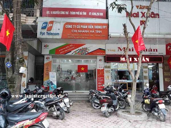 Văn Phòng FPT Thành Phố Hà Tĩnh