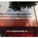 Văn Phòng Giao Dịch FPT Thị Xã Sơn Tây Tại 203 Chùa Thông