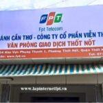 Văn Phòng Giao Dịch FPT Quận Thốt Nốt Ở 554 Khu Vực Phụng Thạnh 1