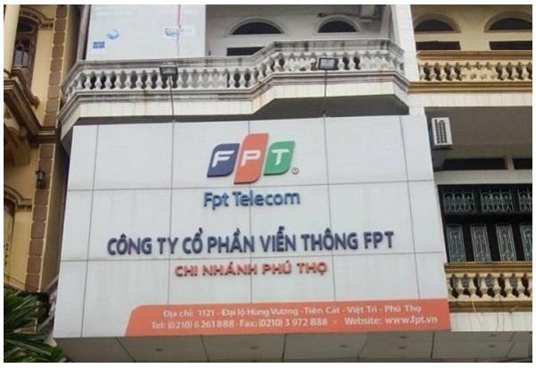 Văn Phòng FPT Thành Phố Việt Trì