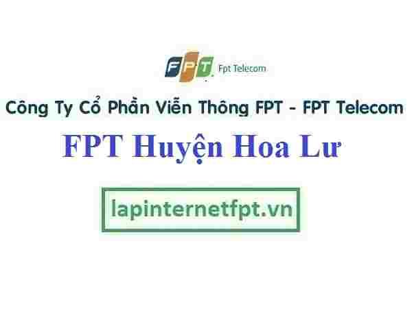 Lắp Mạng FPT Huyện Hoa Lư