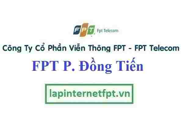 Lắp Đặt Mạng FPT Phường Đồng Tiến Thị Xã Phổ Yên Thái Nguyên