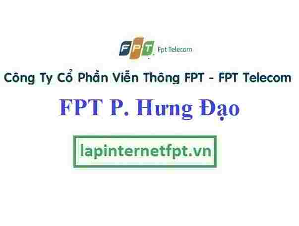 Lắp Đặt Mạng FPT Phường Hưng Đạo Thị Xã Đông Triều