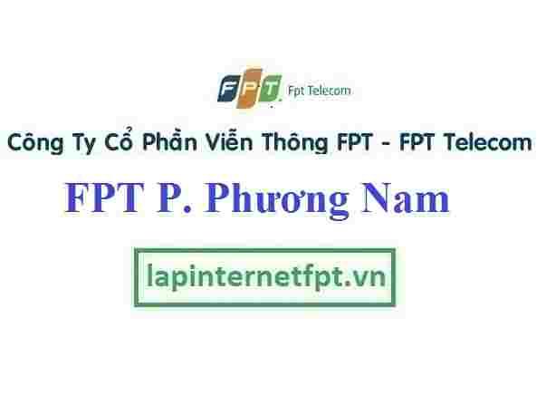 Lắp Đặt Mạng FPT Phường Phương Nam Thành Phố Uông Bí