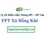 Lắp Đặt Mạng FPT Xã Hồng Khê Tại Bình Giang Hải Dương