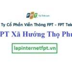Lắp Đặt Internet Fpt ở Xã Hướng Thọ Phú