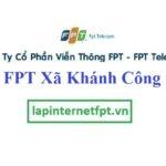 Lắp Đặt Mạng FPT Xã Khánh Công Tại Yên Khánh Tỉnh Ninh Bình