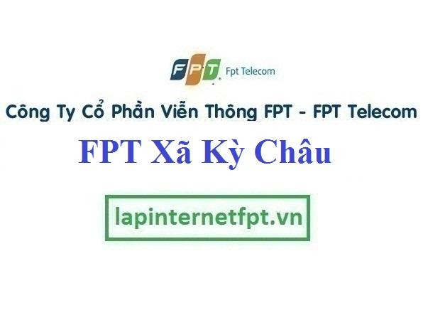 Lắp Đặt Mạng FPT Xã Kỳ Châu Thị Xã Kỳ Anh Hà Tĩnh