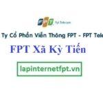 Lắp Đặt Mạng FPT Xã Kỳ Tiến Thị Xã Kỳ Anh Hà Tĩnh