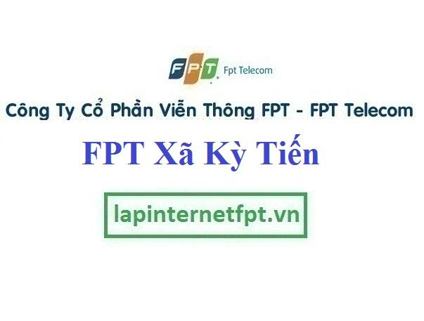 Đăng ký cáp quang FPT Xã Kỳ Tiến