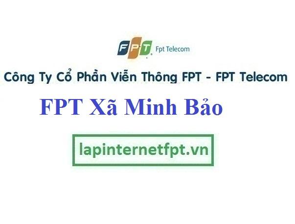 Lắp Đặt Mạng FPT Xã Minh Bảo Thành Phố Yên Bái