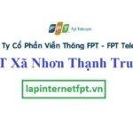 Lắp Đặt Mạng FPT ở Xã Nhơn Thạnh Trung