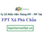 Lắp Đặt Mạng FPT Xã Phù Chẩn tại Từ Sơn Bắc Ninh