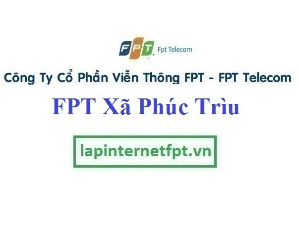 Lắp Đặt Mạng FPT Xã Phúc Trìu Thành Phố Thái Nguyên