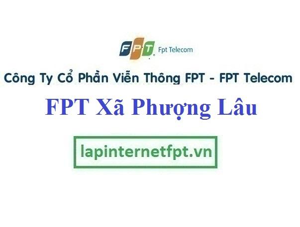 Lắp Đặt Mạng FPT Xã Phượng Lâu Thành Phố Việt Trì Phú Thọ