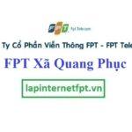 Lắp Đặt Mạng FPT Xã Quang Phục Tại Tiên Lãng Hải Phòng